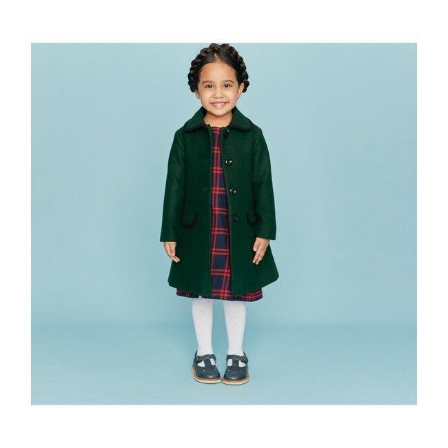 Kensington Coat, Dark Green