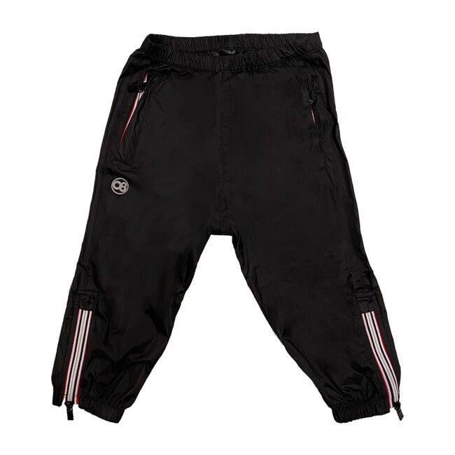 Stevie Rain Pants, Black