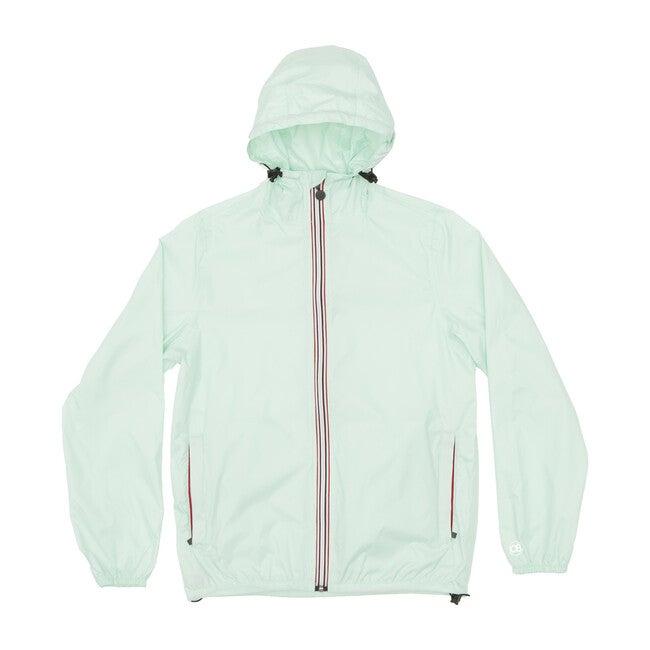Women's Sloane Packable Rain Jacket, Mint