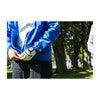 Men's Max Packable Rain Jacket, Royal Blue - Raincoats - 3