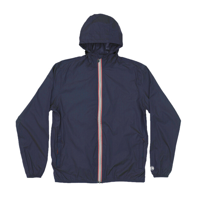 Men's Max Packable Rain Jacket, Navy