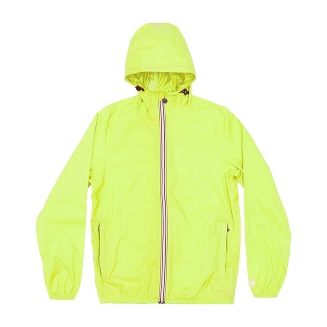 Men's Max Packable Rain Jacket, Citrus