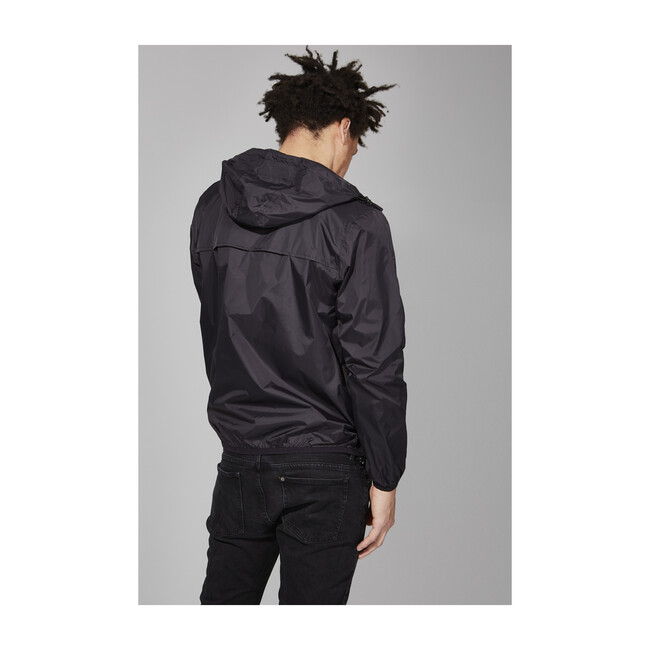 Men's Max Packable Rain Jacket, Black