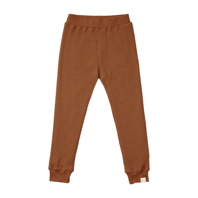 Luc Thermal Pant, Terracotta