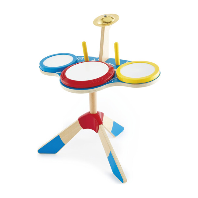 Drum and Cymbal Set - Musical - 1