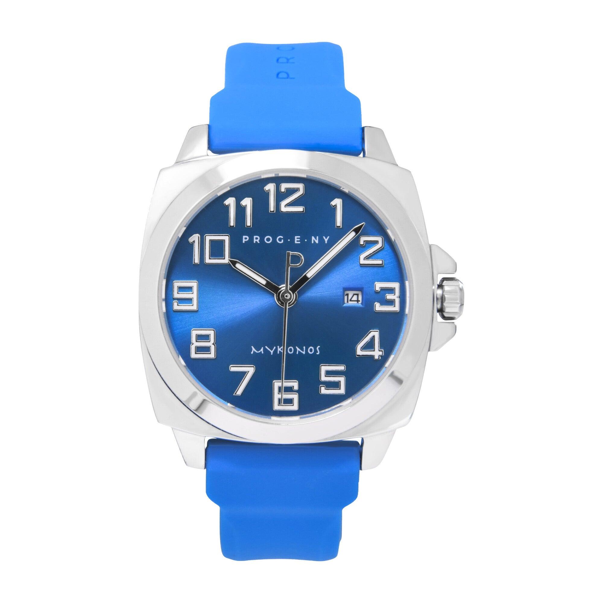Heritage Watch, Blue