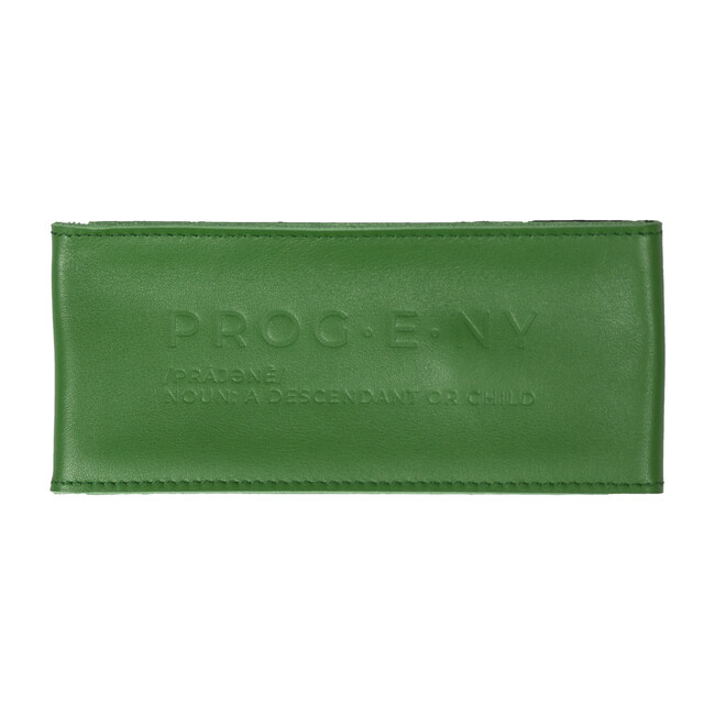 Leather Pouch, Green