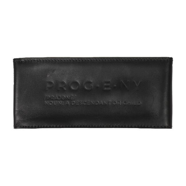 Leather Pouch, Black