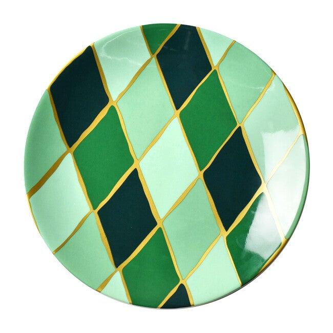 Diamond Plate, Emerald