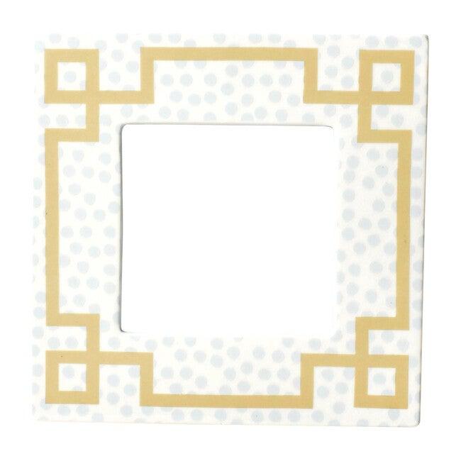 Small Dot Frame, Neutral Nouveau