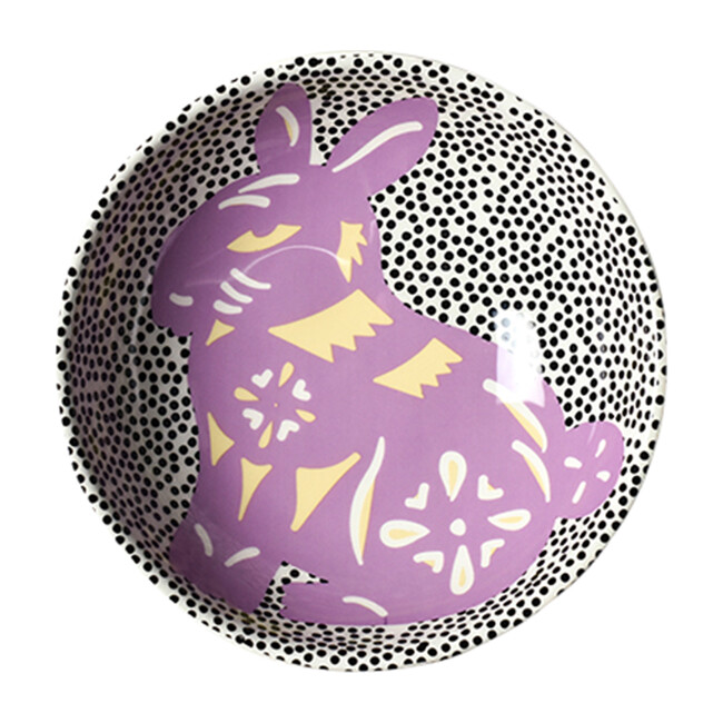 Chinese Zodiac Bowl Accent Bowl, Rabbit - Accents - 1