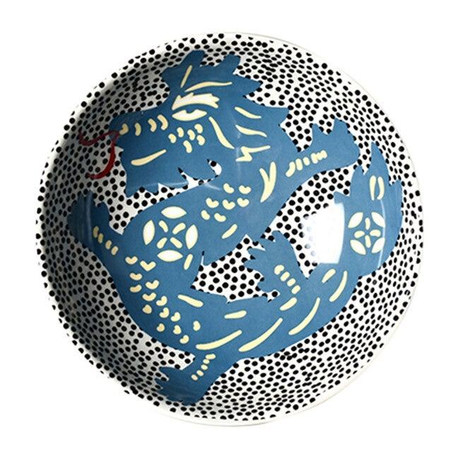 Chinese Zodiac Bowl Accent Bowl, Dragon