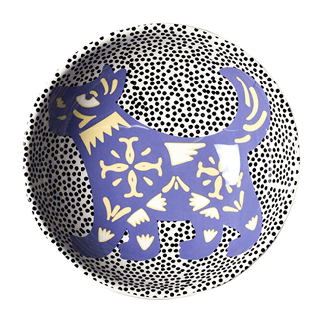 Chinese Zodiac Bowl Accent Bowl, Dog - Accents - 1