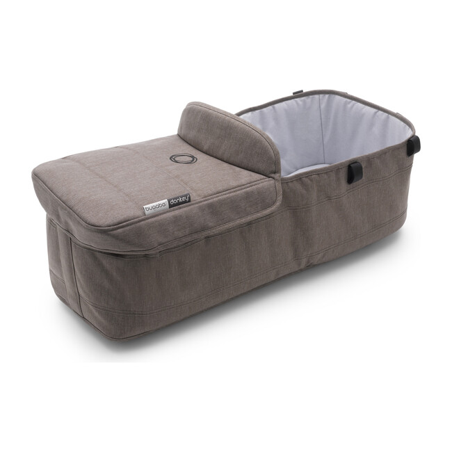 Bugaboo Donkey3 Mineral Bassinet Fabric Complete, Taupe