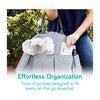 Bebe Backpack Diaper Bag and Changing Mat - Diaper Bags - 5