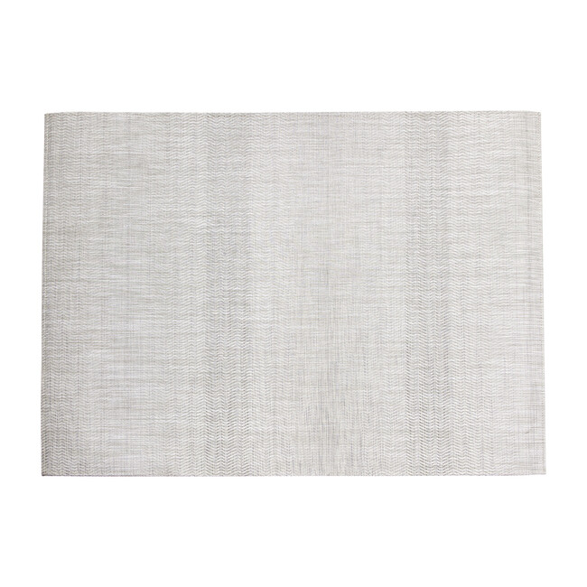 Wave Floor Mat, Grey