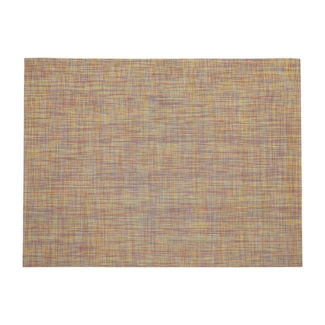 Mini Basketweave Floor Mat, Confetti