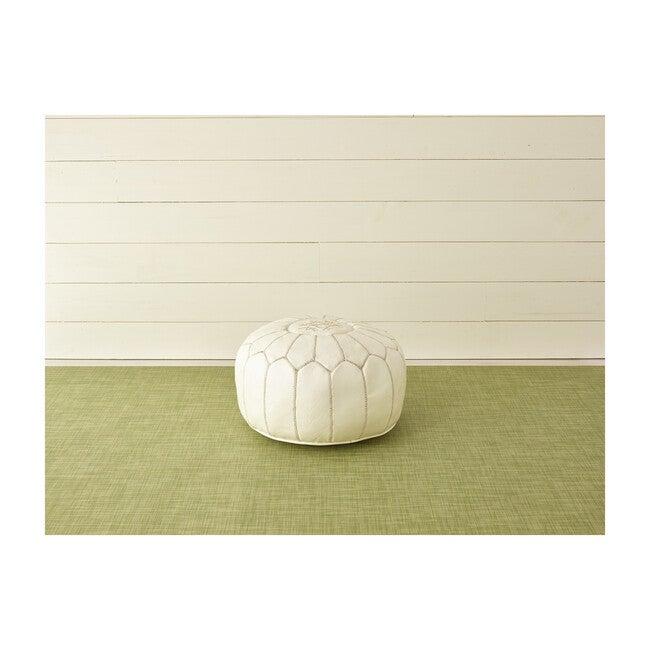 Mini Basketweave Floor Mat, Dill