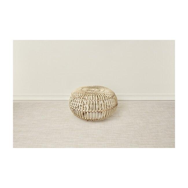 Basketweave Floor Mat, Khaki