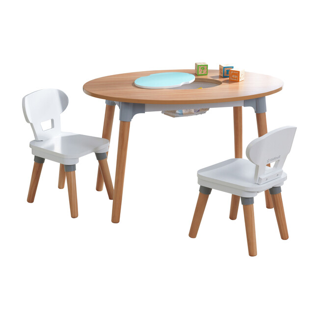 Mid-Century Kid™ Toddler Table and 2 Chair Set