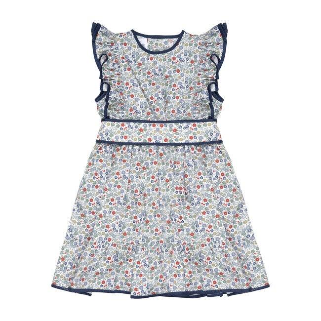 Dalia Dress, Multi