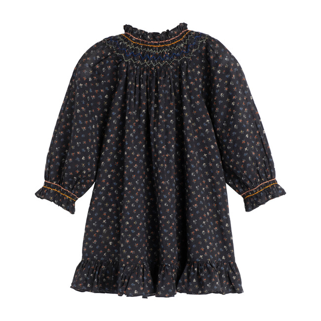 Clea Dress, Black Parc Monceau