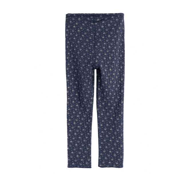Chesnee Pant, Navy Windswept Floral