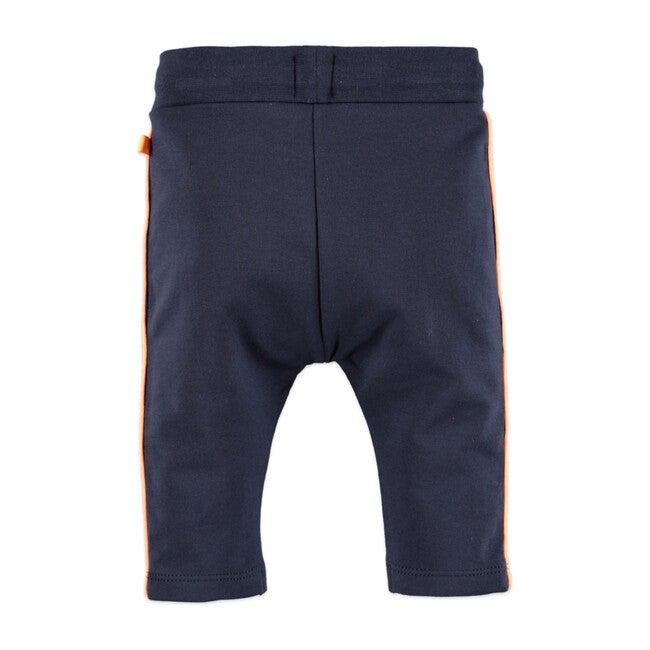 Lines Sweatpants, Navy