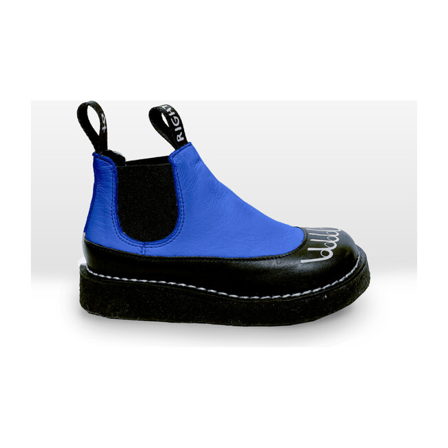 Izy Rider Boot, Electric Blue