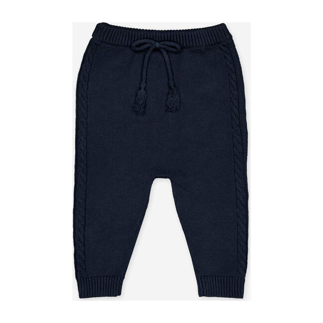 Edmond Organic Pants, Charcoal