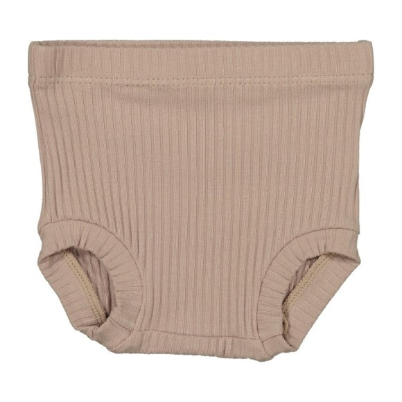 Ribbed Bloomers, Mauve