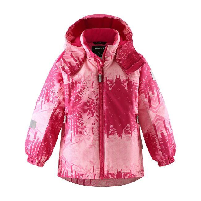 *Exclusive* Reimatec Winter Jacket, Maunu Pink
