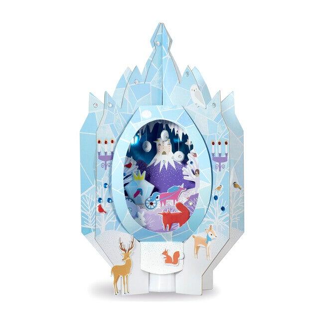 DIY Lantern Lands, Ice Palace Fantasy