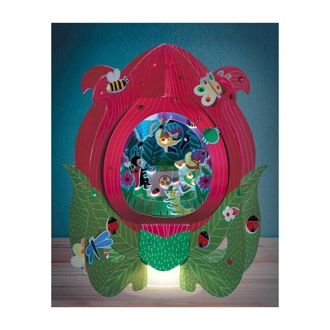 DIY Lantern Lands, Fairy Flower Party
