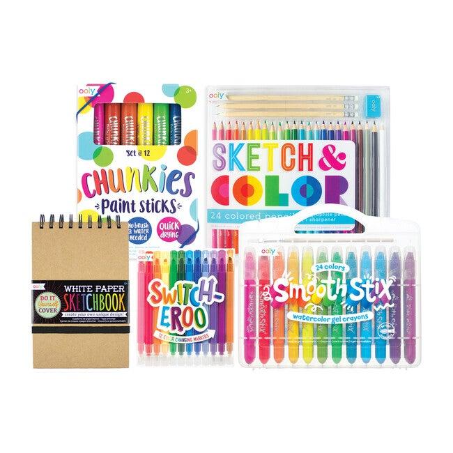 Artful Minds Art Kit