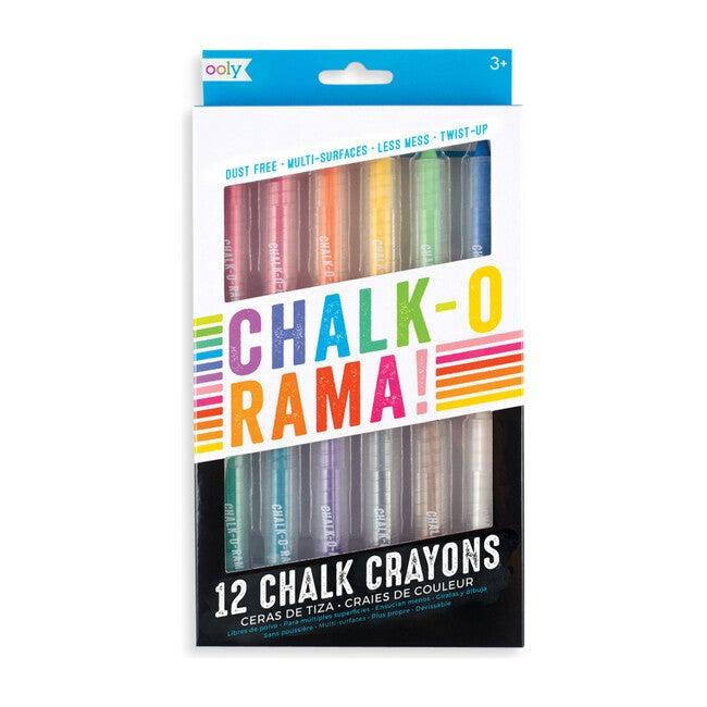 Chalk-O-Rama Dustless Chalk Crayons