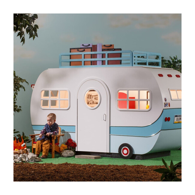 Retro Camper - Playhouses - 0