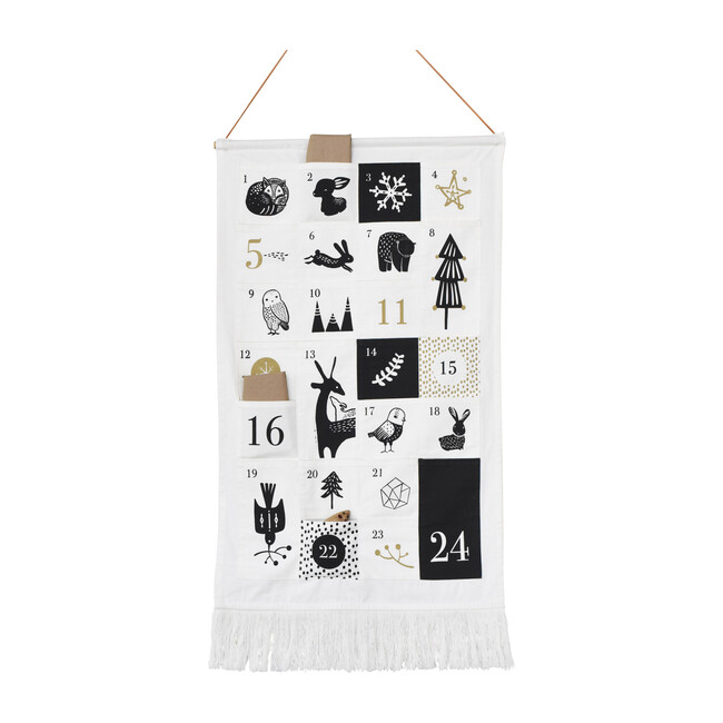 Festive Friends Advent Calendar - Advent Calendars - 1