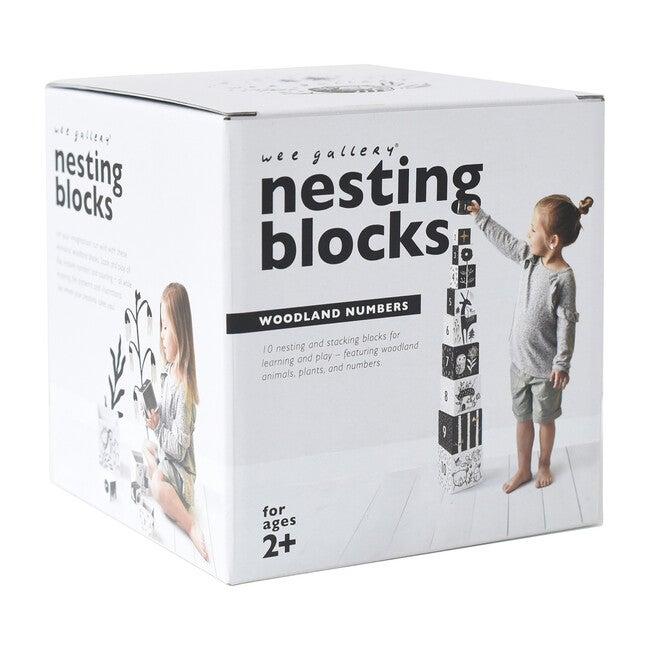 Nesting Blocks, Woodland Number
