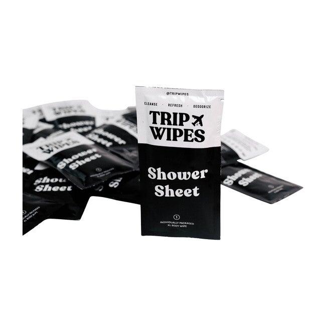 Shower Sheet Bundle, 25 Towelettes