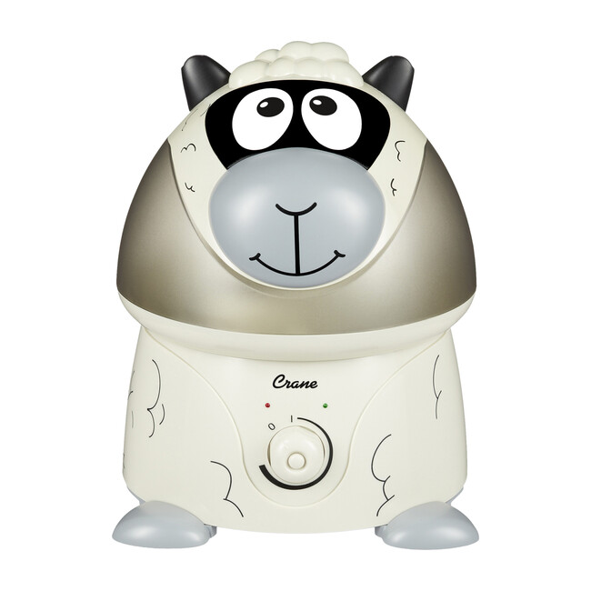 Adorable Sheep Ultrasonic Humidifier