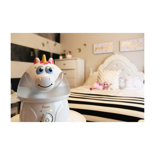 Adorable Unicorn Ultrasonic Humidifier