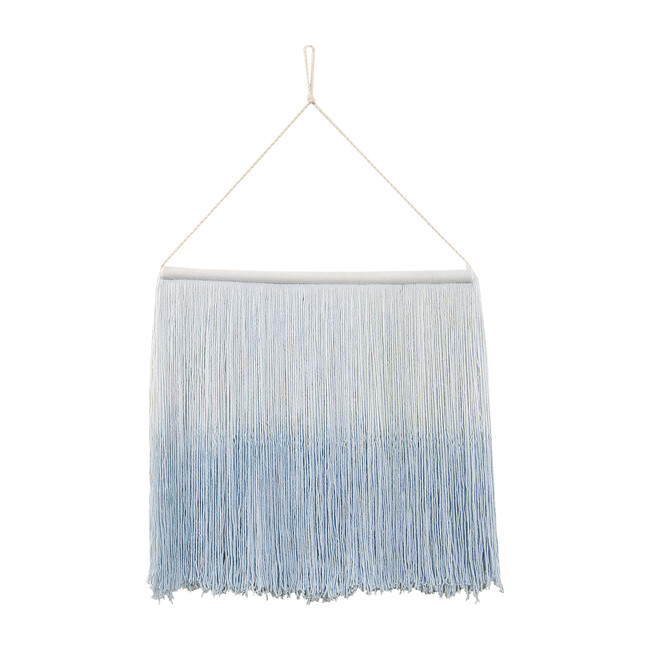 Tie-Dye Wall Hanging, Soft Blue - Wall Décor - 1