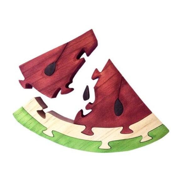 Watermelon Wooden Puzzle