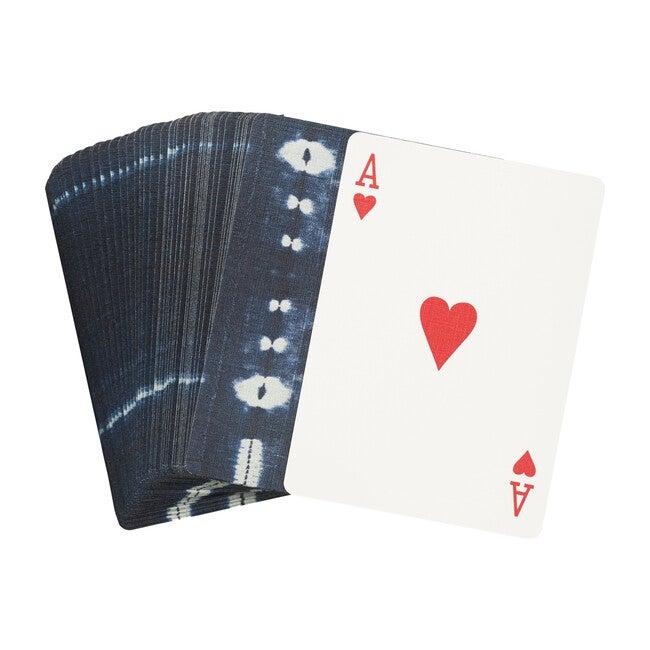 Playing Cards, Indigo