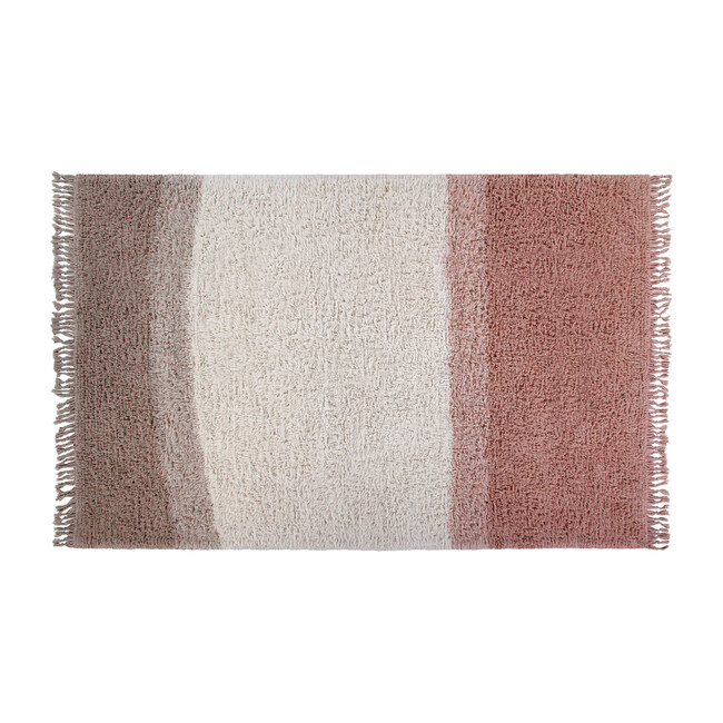 Sounds of Summer Woolable Rug, Champagne Multi