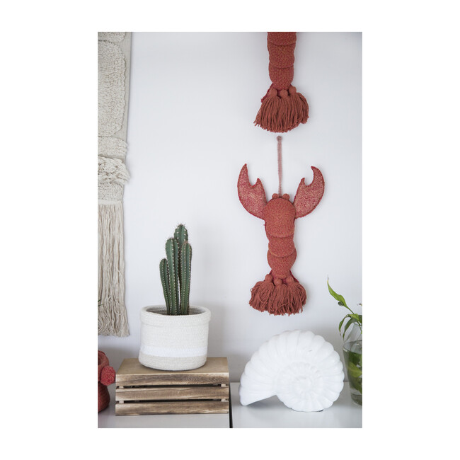 Lobster Wall Decor, Red