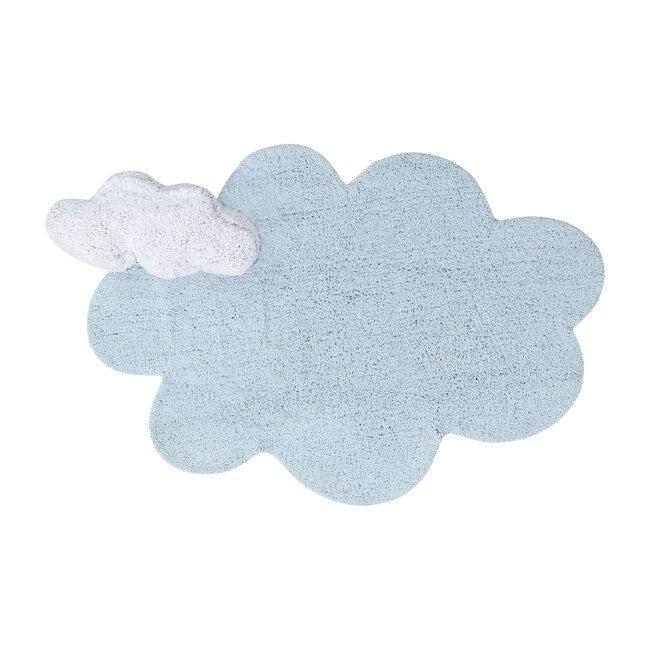 Puffy Washable Rug, Dream - Rugs - 1