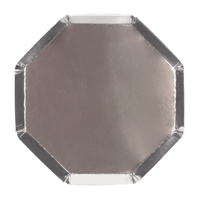 Silver Cocktail Plates - Tableware - 1
