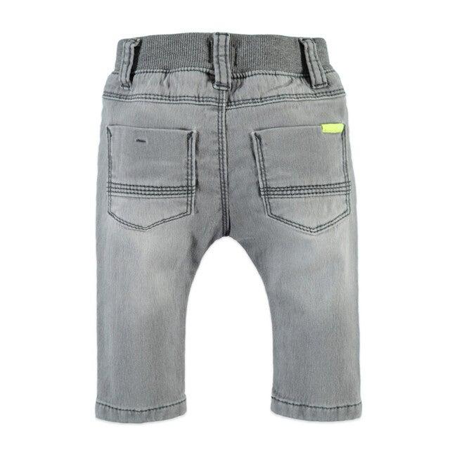 Jogger Jean, Light Grey Denim